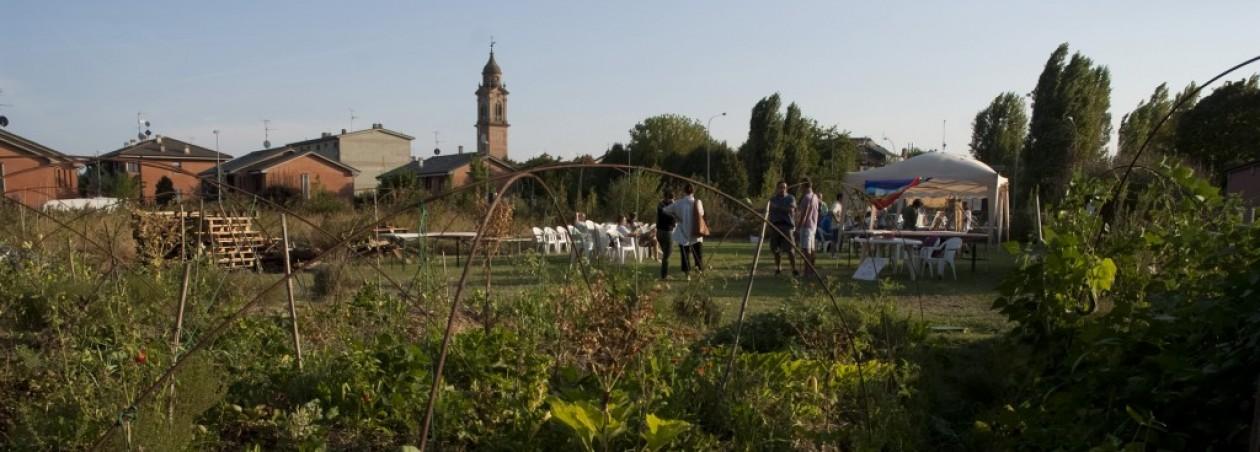 Orti Sinergici Condivisi di Prunaro (frazione di Budrio-Bologna)