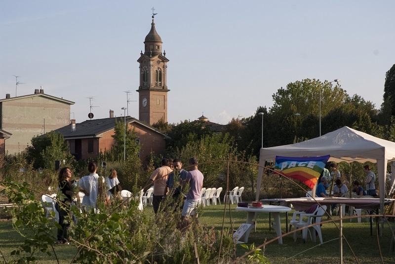 Il campanile di Prunaro